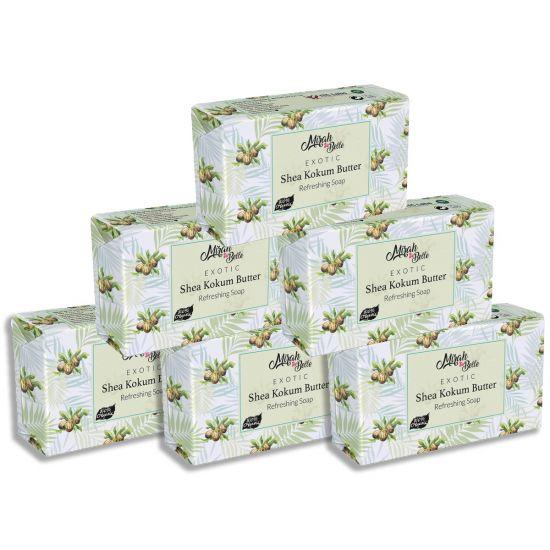 Mirah belle Shea kokum butter soap bar