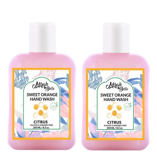 Mirah Belle Sweet Orange Hand Wash