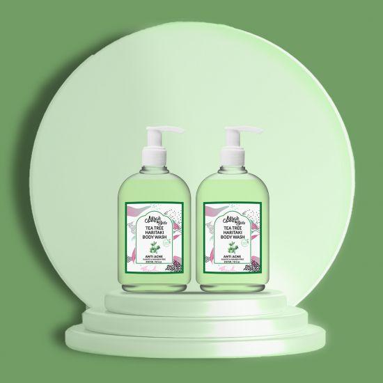 Mirah Belle Anti Acne Tea Tree Body Wash