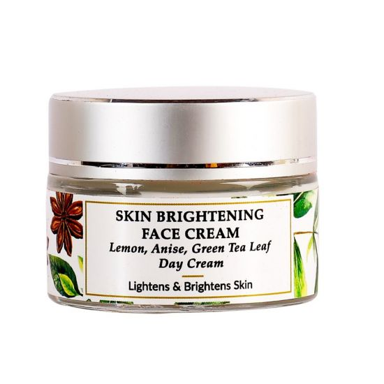 Lemon, Anise seed, Mulberry - Skin Brightening Face Cream