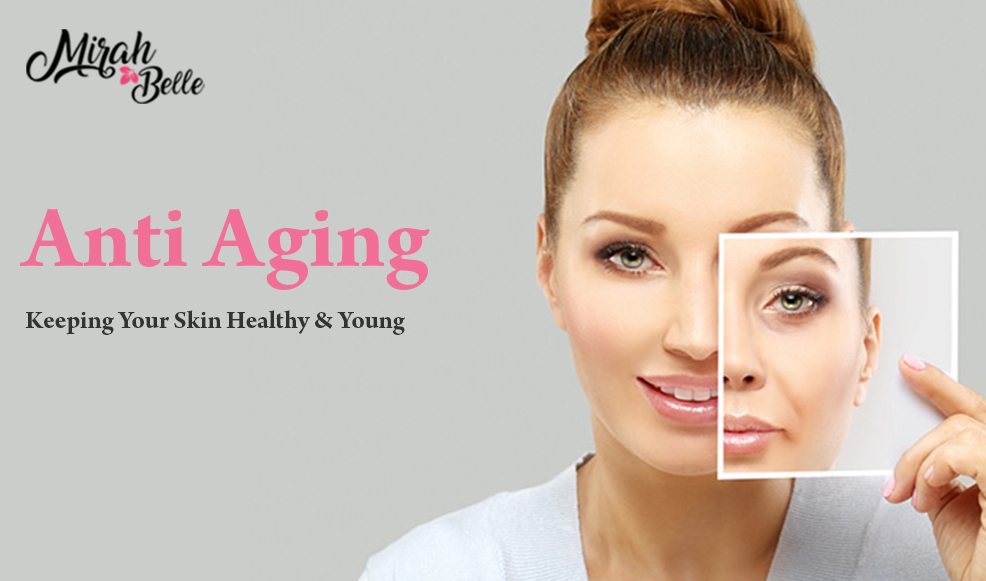 Ask Ageing to wait!