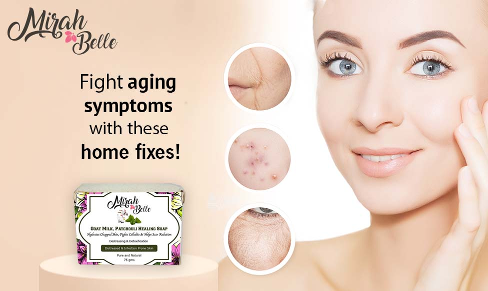 Fight Aging Symptoms With These Home Fixes!