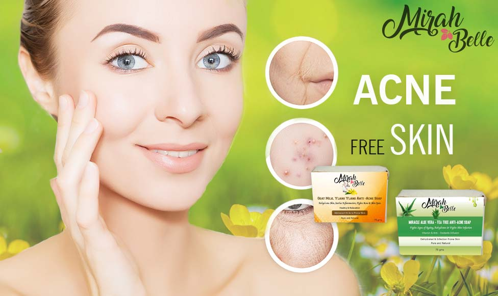 For Acne Free Skin