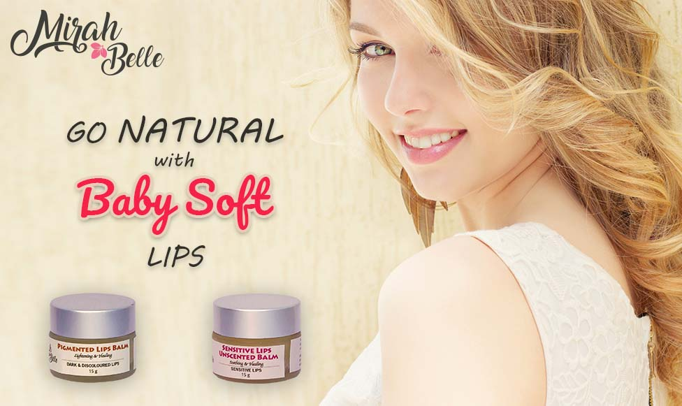 Go Natural For Baby Soft Lips