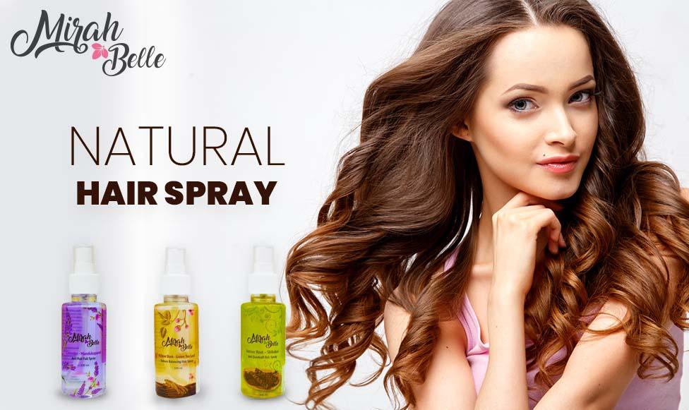 Natural Hair Sprays For Women