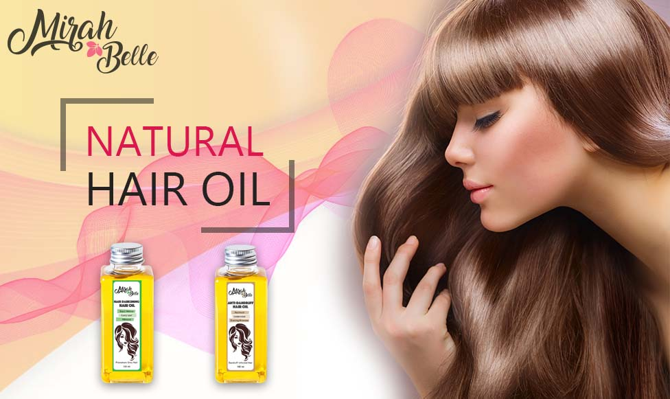 Natural Hair Oils Online
