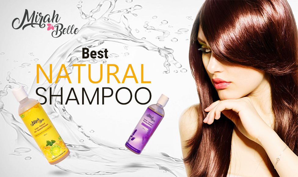 Shop For The Best Natural Shampoo