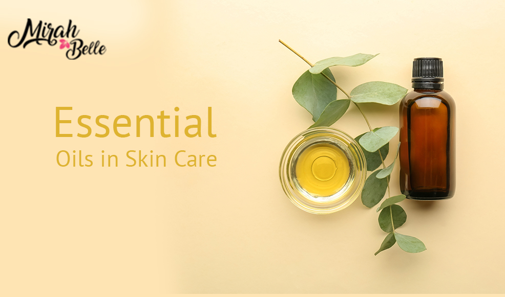 Top 10 Essential Oils in Skin Care