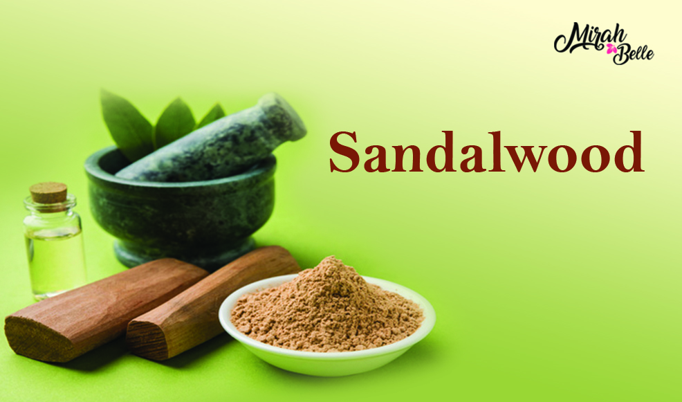 Sandalwood Essential Oil - Benefits for Skin, Hair and Body