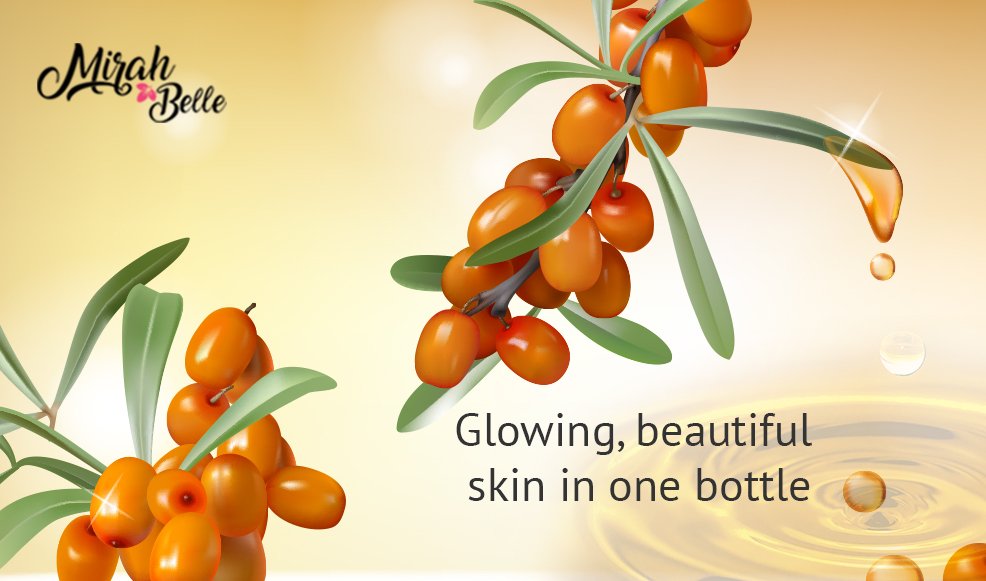 Sea Buckthorn Oil and its Benefits in Skin Care