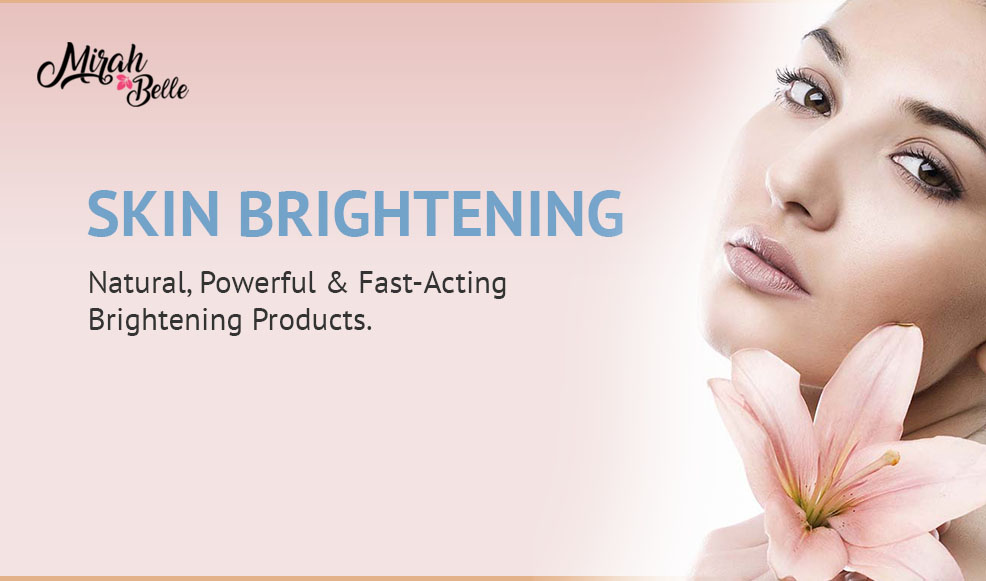 Skin Brightening Natural Ingredients