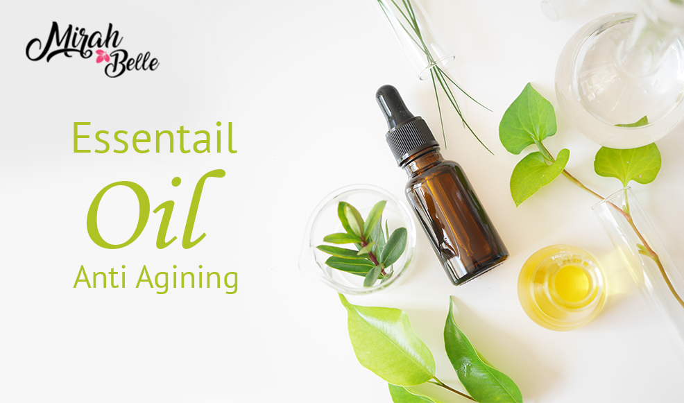 Top 5 Anti Ageing Essential Oils