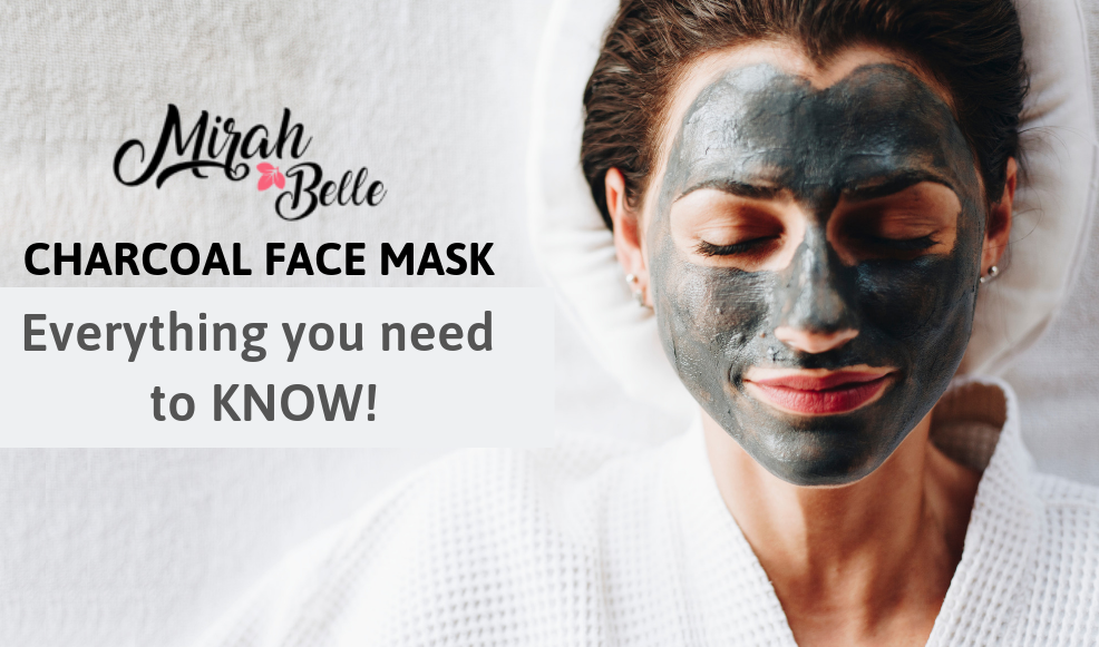 Charcoal face mask has finally established its name and fame in the social media with its extraordinary properties. It is currently the go to solution of every skin problem one has.