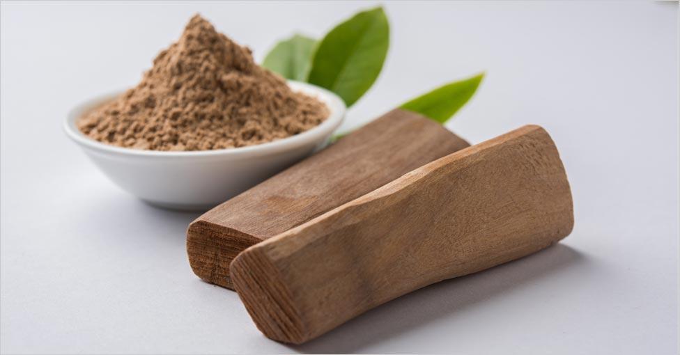 skin benefits of sandalwood oil
