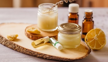 Healing Salves & Oils