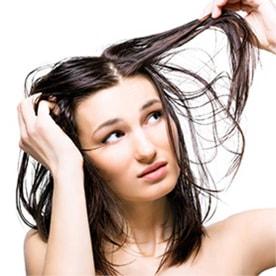 Oily & Greasy Hair