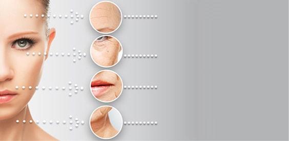 Wrinkles, Fine Lines & Age Spots