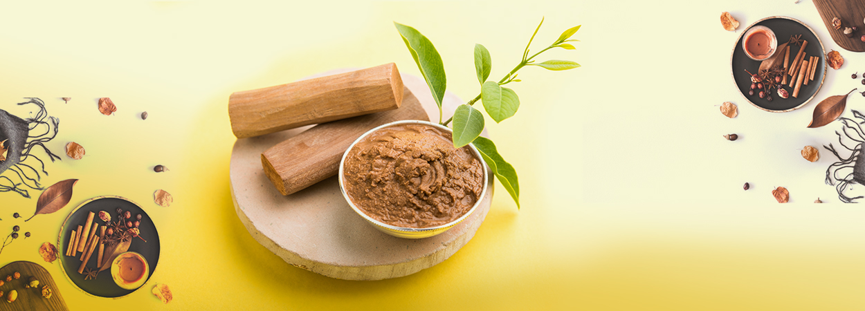 Sandalwood Essential Oil - Benefits for Skin, Hair and Body`